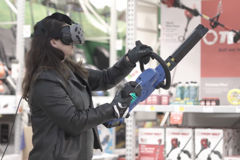 Lowe's Allows Homeowners To Visualize Projects With AR And VR Tools