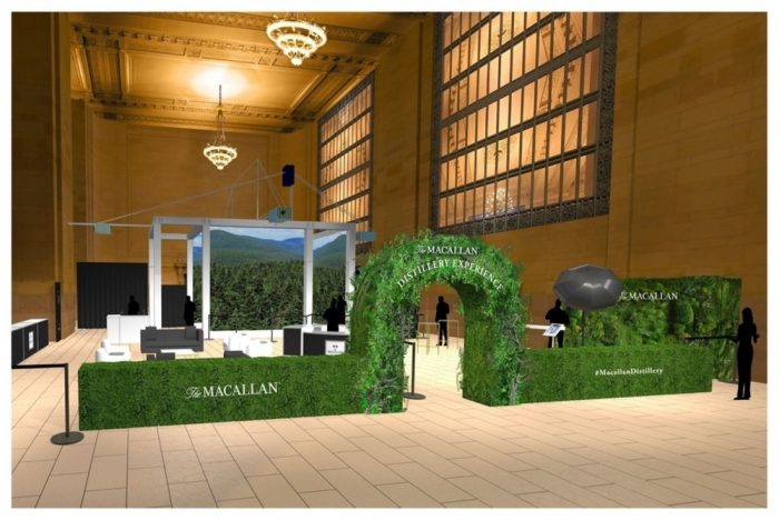 Scotch Fans Can Take A Virtual Distillery Tour At Grand Central Station