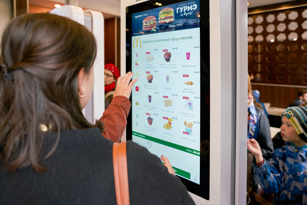 McDonald's To Introduce Cashier-Less Kiosk Checkout At All U.S. Locations