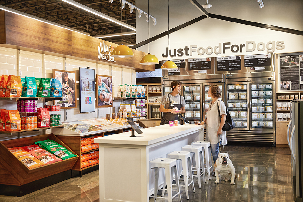 Petco Tests A Cashierless, Service-Focused Store