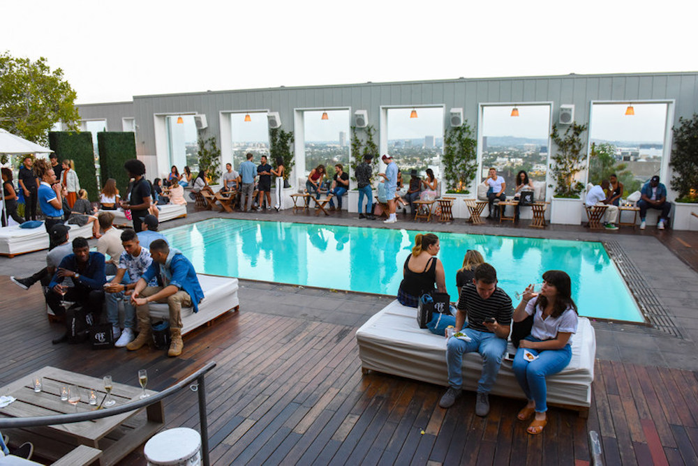Hotel Chain Offers Its Guests Co-Branded Events With Abercrombie & Fitch