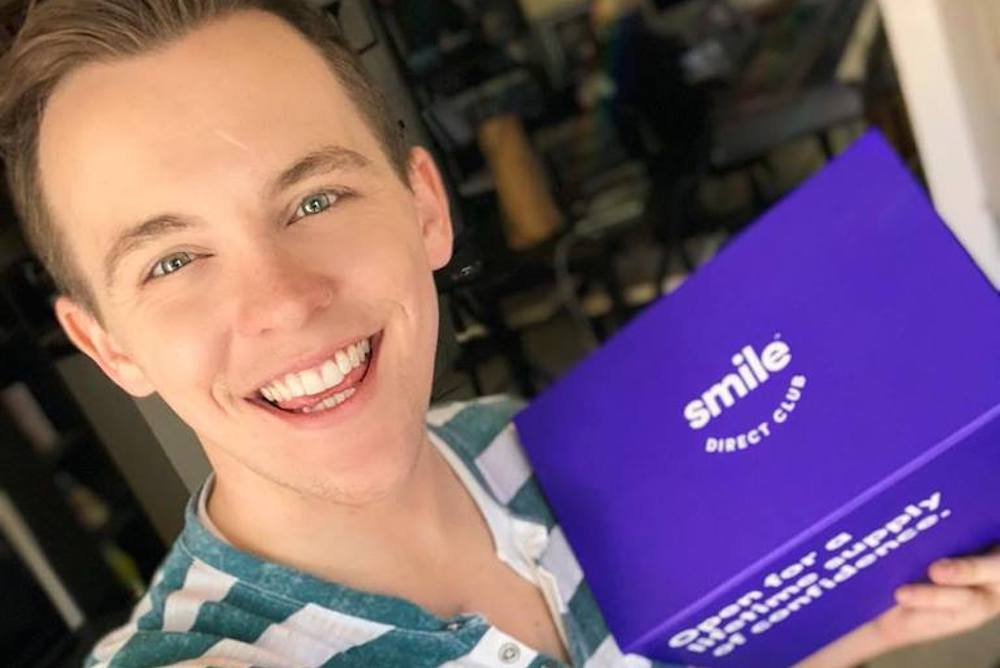Macy's Exclusive SmileDirectClub Kits Let Customers Makeover Their Own Smiles