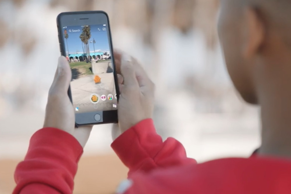 Snapchat Brings Augmented Reality Content To Theme Parks Worldwide