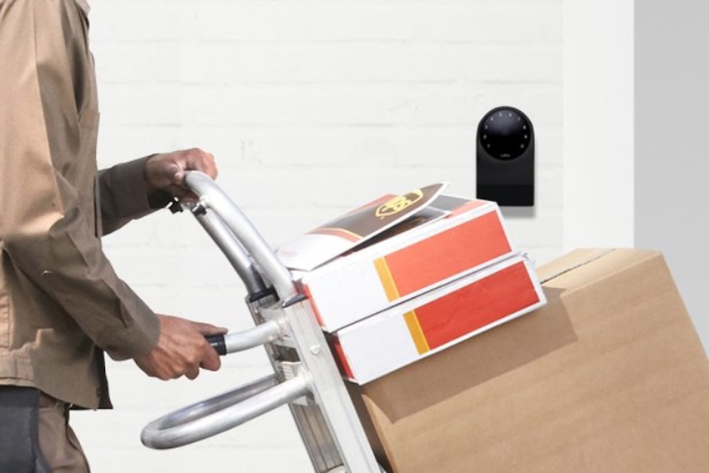 Smart Locks Allow UPS Drivers To Deliver To Multi-Unit Homes