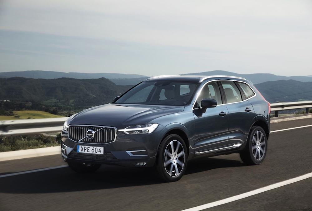 Volvo's On-Demand Car Service Will Recommend Vehicles Based On User Scenarios