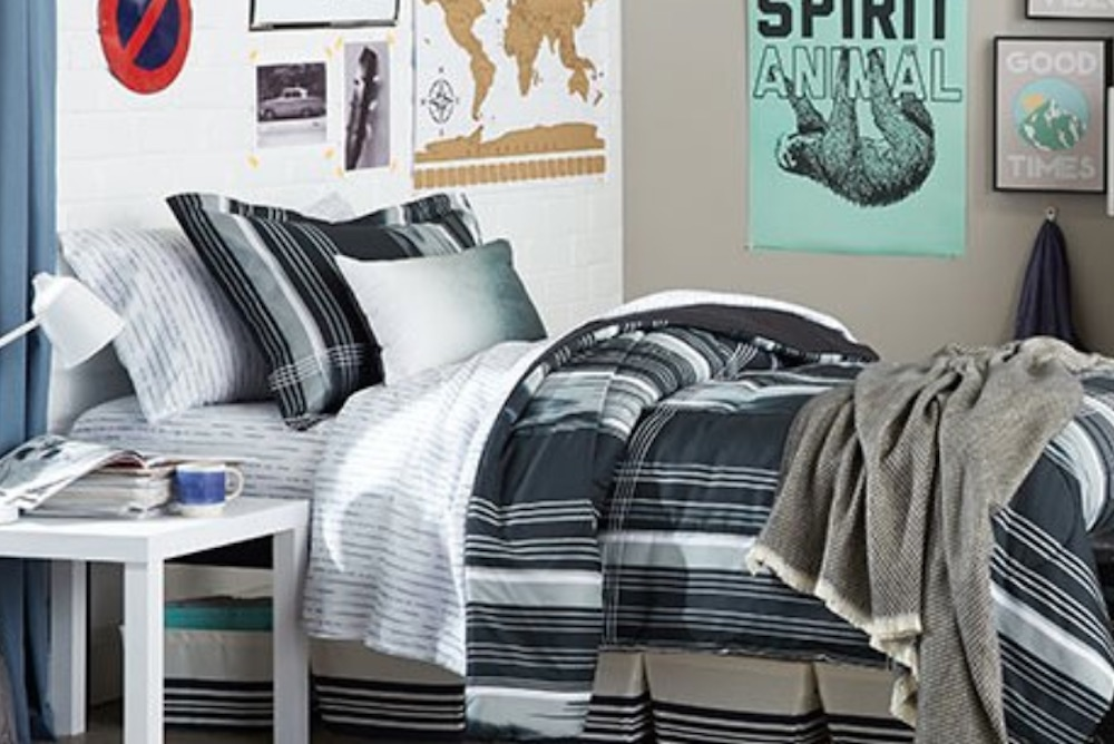 Walmart's Online Shopping Feature Lets College Kids Buy A Complete Dorm Look
