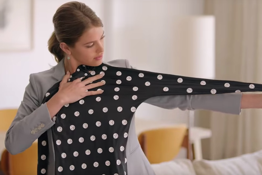 E-Commerce Retailer Uses A Bodysuit To Make Clothing Exact To Shoppers' Size
