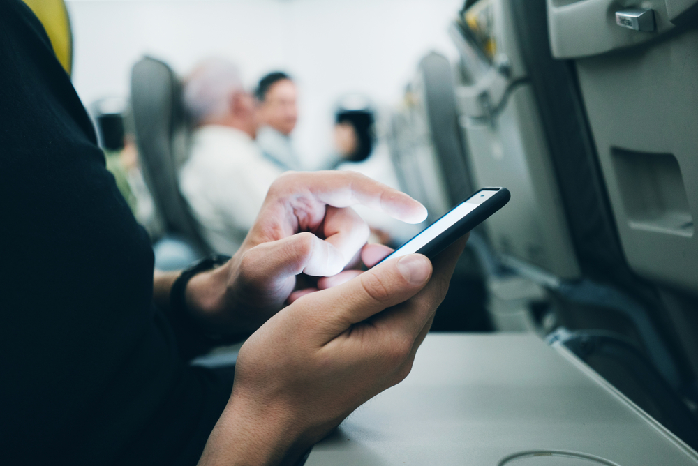 Service Lets Travelers Provide Feedback On Airplane Cabin Temperature