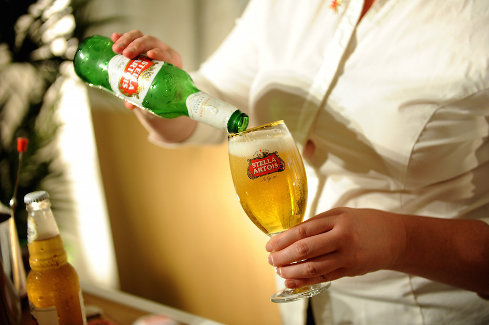 Interview: Stella Artois' VP On How The Brand Is Becoming A Wellness Partner