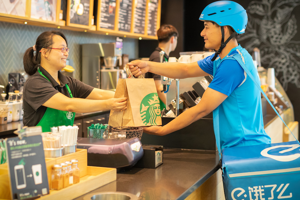 Starbucks And Alibaba Revolutionize Customer Experience With Virtual Store Integration