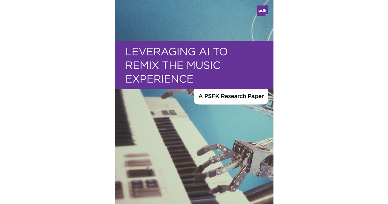 Leveraging AI To Remix The Music Experience