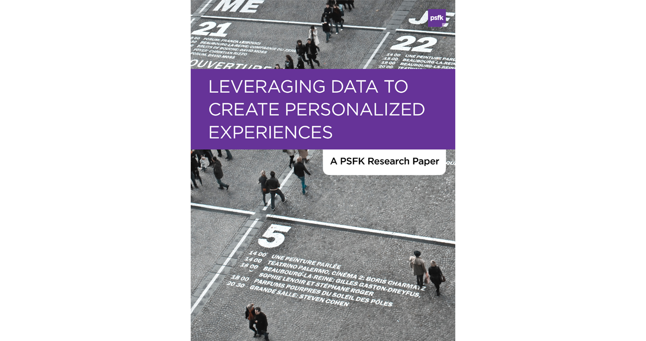 Leveraging Data To Create Personalized Experiences