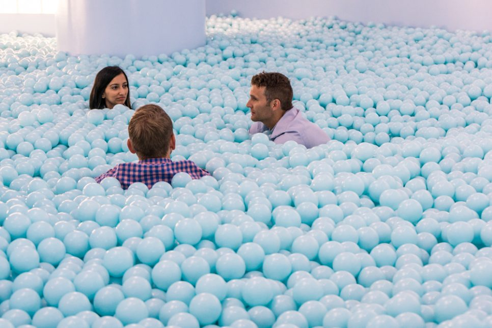 NYC Visitors Can Learn About Color In Interactive Exhibit Inspired By The City
