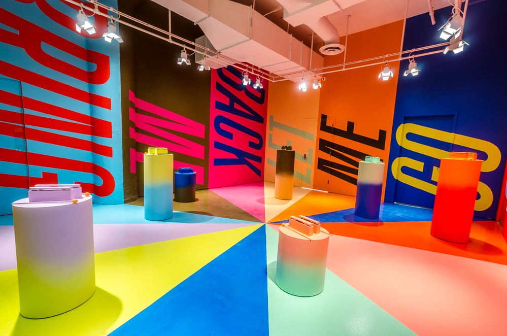 Nyc Visitors Can Learn About Color In Interactive Exhibit