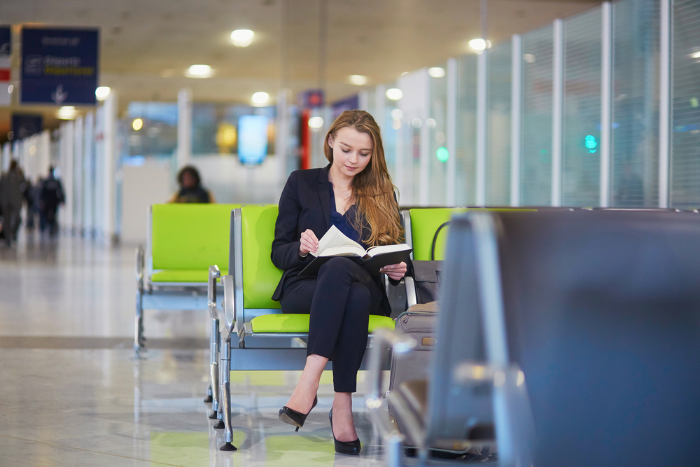 An Airport Is Dispensing Short Stories To Keep Travelers Entertained