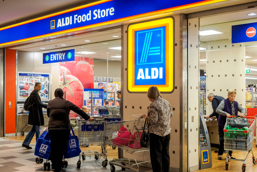 Aldi Refreshes Its Stores To Offer Consumers Healthier Choices