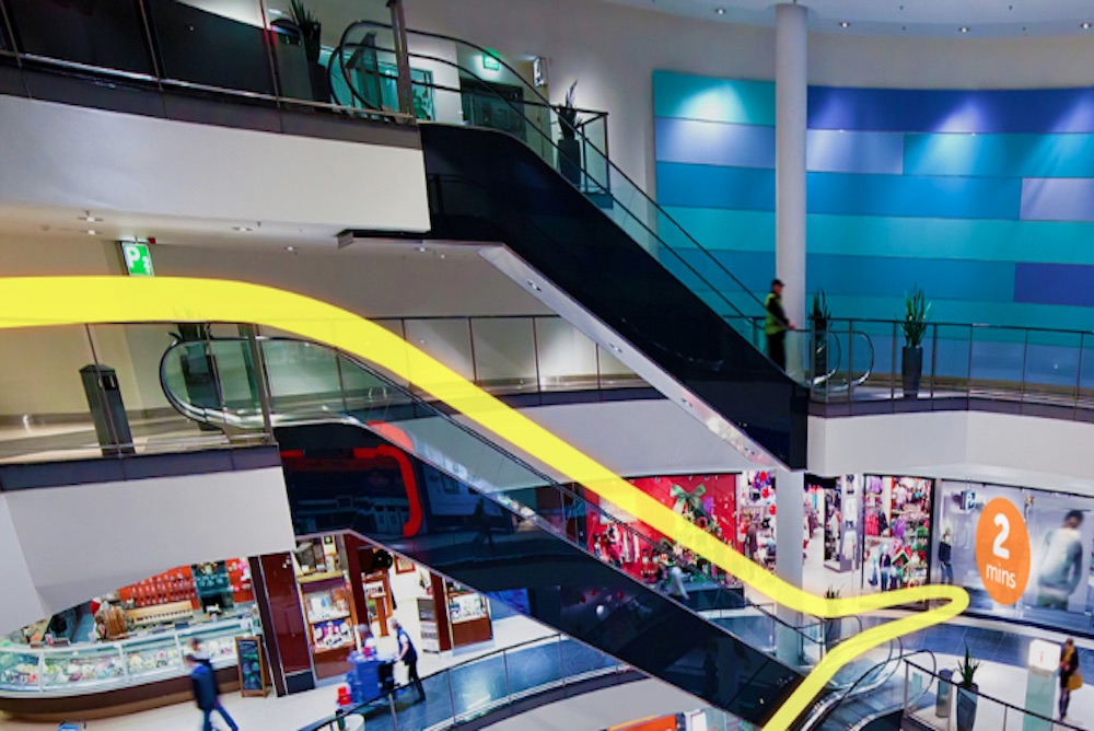 Retailers Can Improve In-Store Navigation With Virtual Positioning Platform