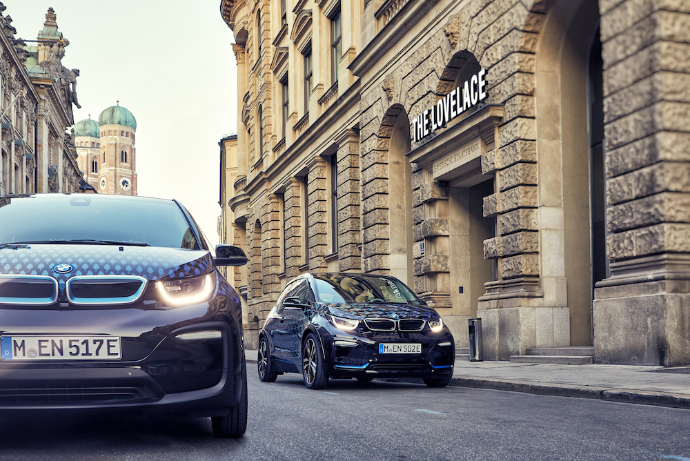 BMW Partners With Pop-Up Hotel To Provide Guests With Shuttle Service