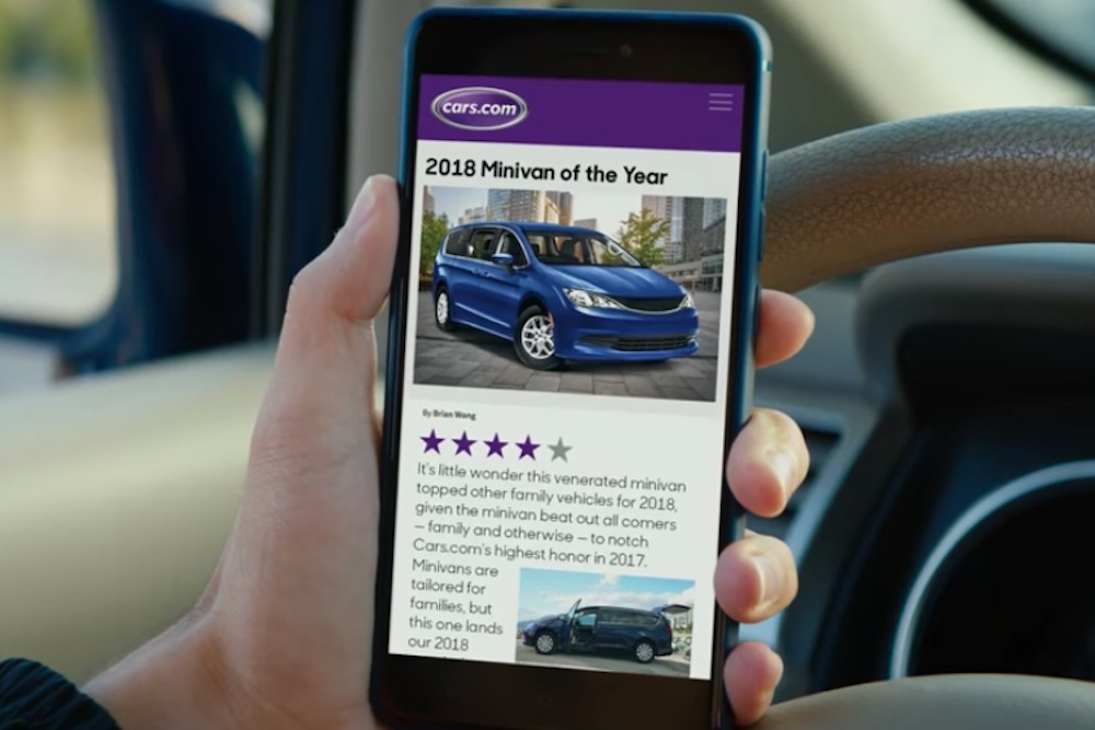 Car-Shopping Site Taps YouTube Executive To Amp Up Data-Led Personalization