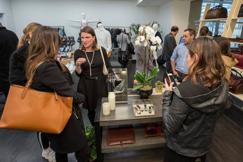 Shoppers Can Design Their Own Jeans At Custom-Only Apparel Pop-Up