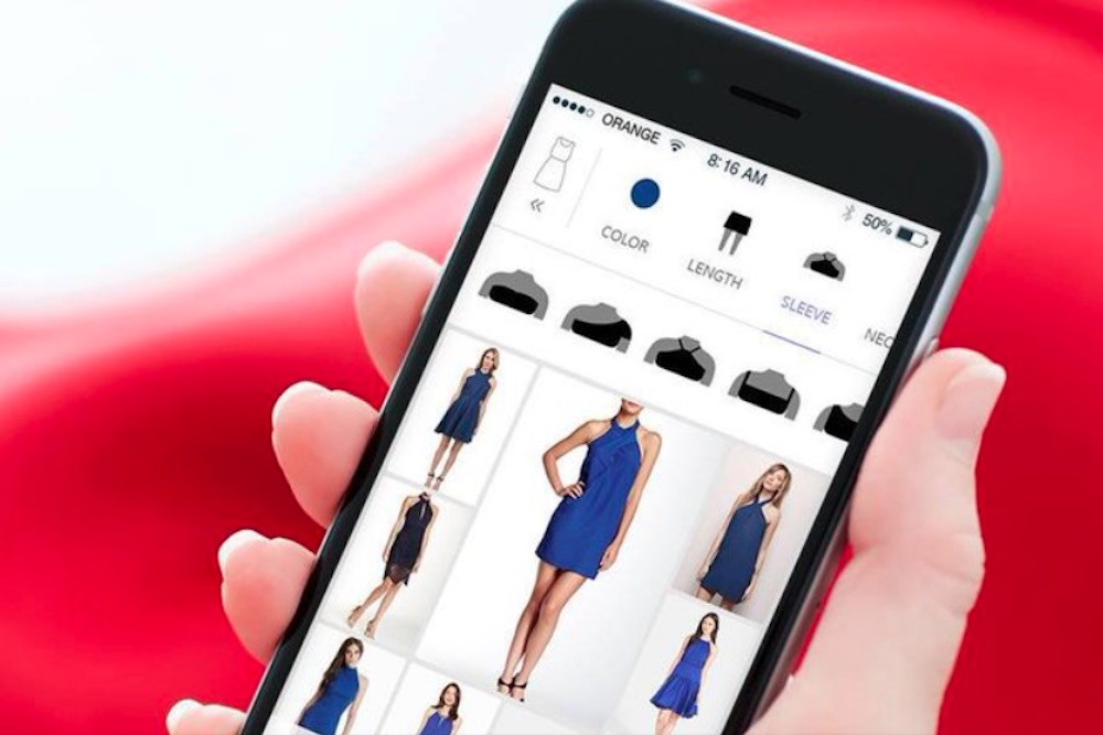 Forever 21's AI Visual Search Lets Customers Browse By Outfit Features
