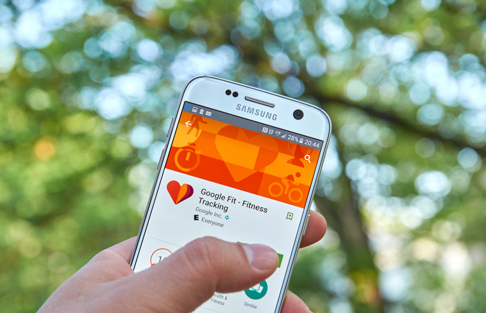 Google Fit Adds Incentive To Exercisers' Workouts With Points Accumulation