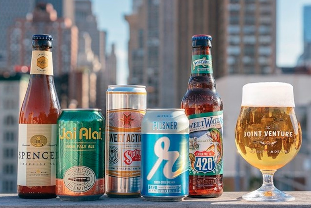 Virgin Atlantic And Delta Create Pop-Up Pub Offering Craft Beers Inspired By Their 230 U.S. Destinations