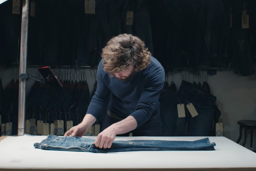 Levi's Will Make Vintage Jeans To Customer Specs In Under 60 Minutes