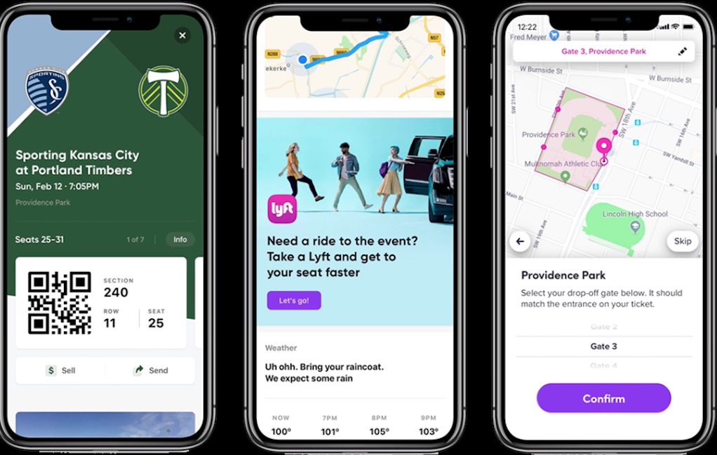 Seatgeek Provides Customers With Exclusive Access To Lyft Drivers And Venue Layouts