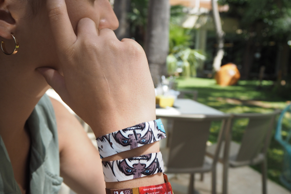 Hotel's Wearable Bracelets Let Resort Guests Shop At Neighboring Merchants