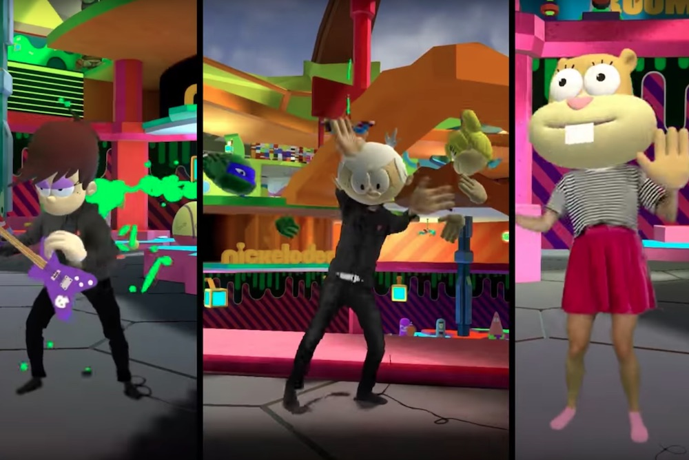 Nickelodeon To Offer Viewers Virtual And Augmented Reality Series