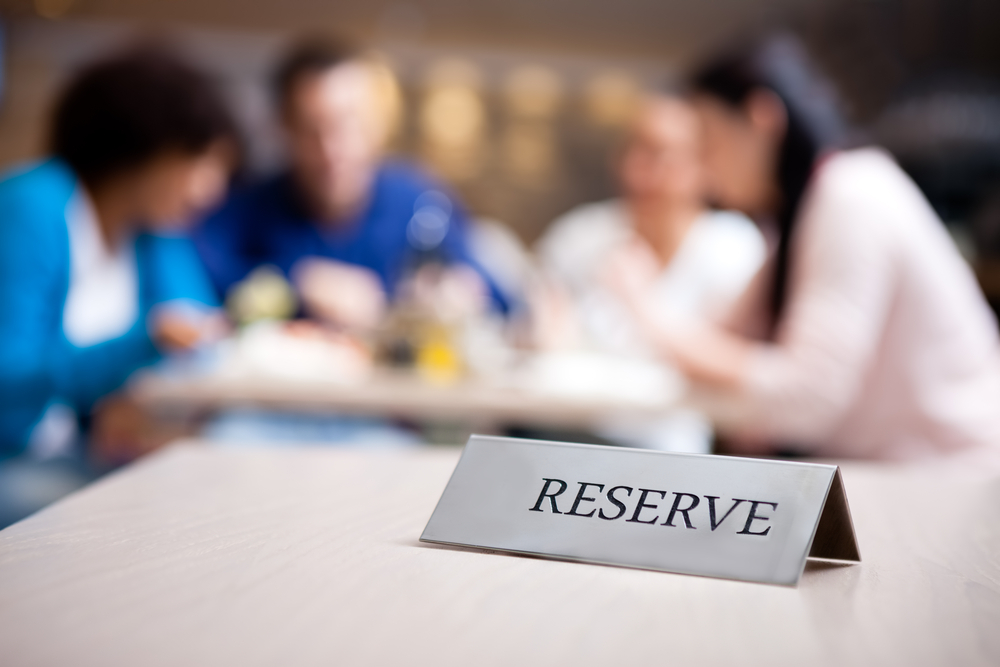 OpenTable Lets Customers Choose Their Seating Arrangements As They Reserve
