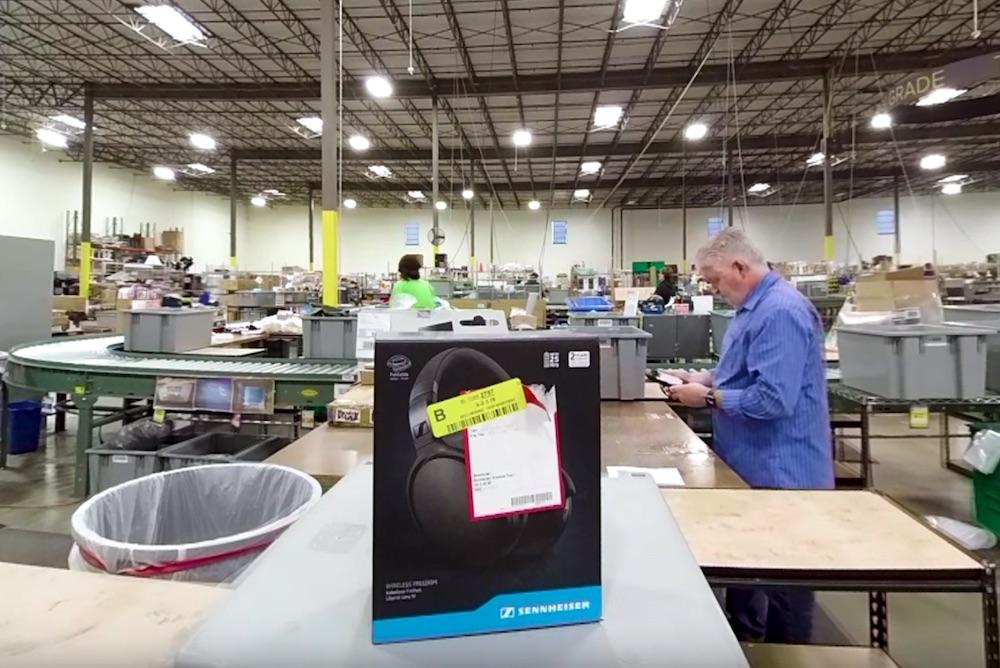 Logistics Company Helps Retailers Coordinate Online And Offline Returns