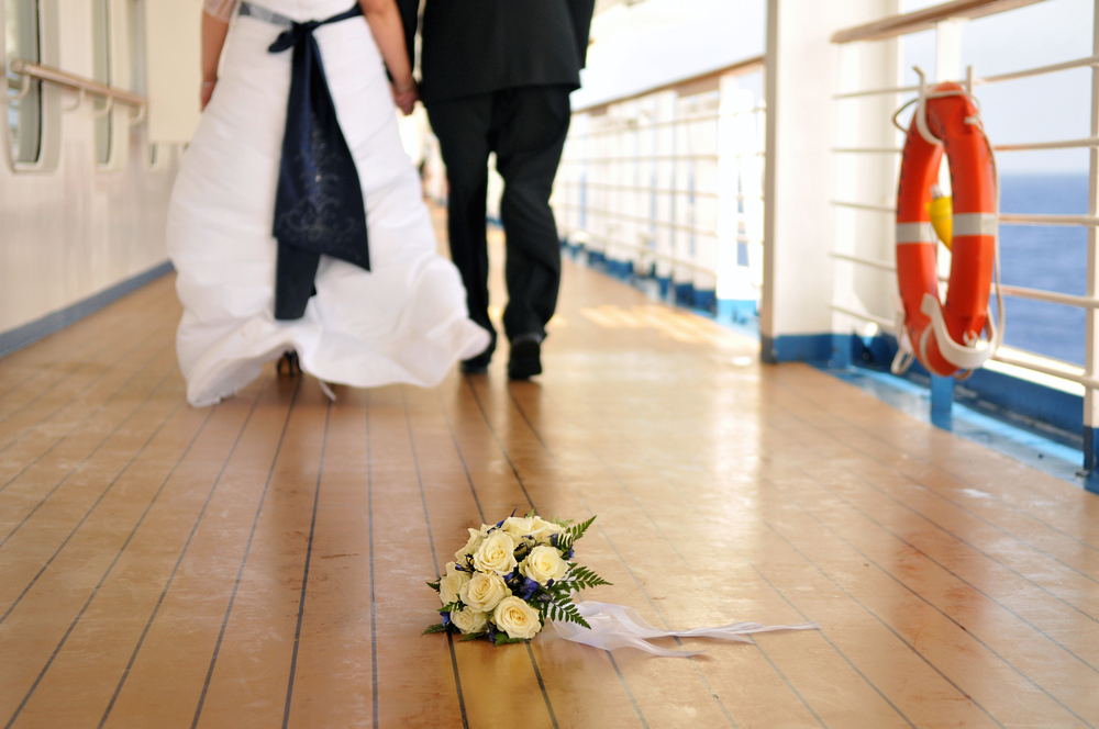 Princess Cruises Facilitates Customers' Weddings At Sea With Digital Wedding Planner