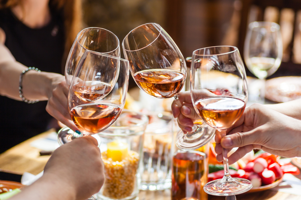 Winery Lets Consumers Sample And Vote On Its Next Rosé Vintage