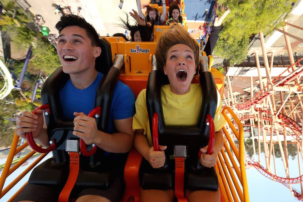 Six Flags Membership Will Offer Customers VIP Tours And Free Cotton Candy
