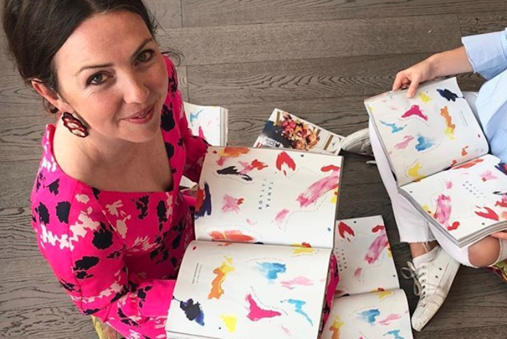 Fashion Designer Ventures Into Wellness With Color Therapy Classes
