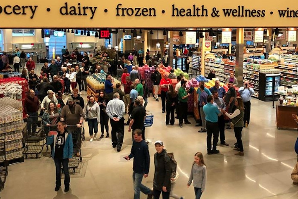Wegmans Provides Visually Impaired Customers With An In-Store Guide