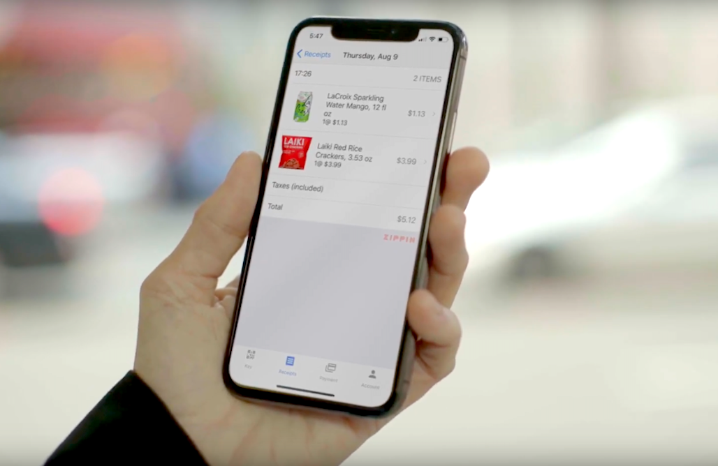 San Franciscans Can Shop With Just A Scan Of Their Phone At Cashierless Store