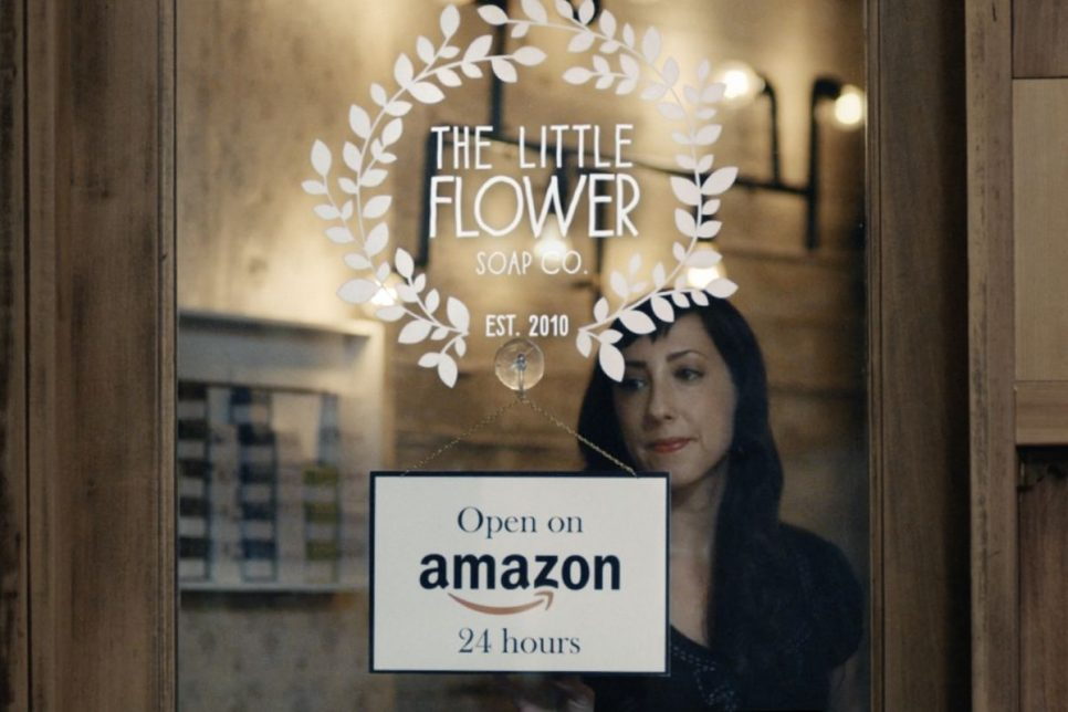 Amazon Campaign Promotes Small Independent Merchants