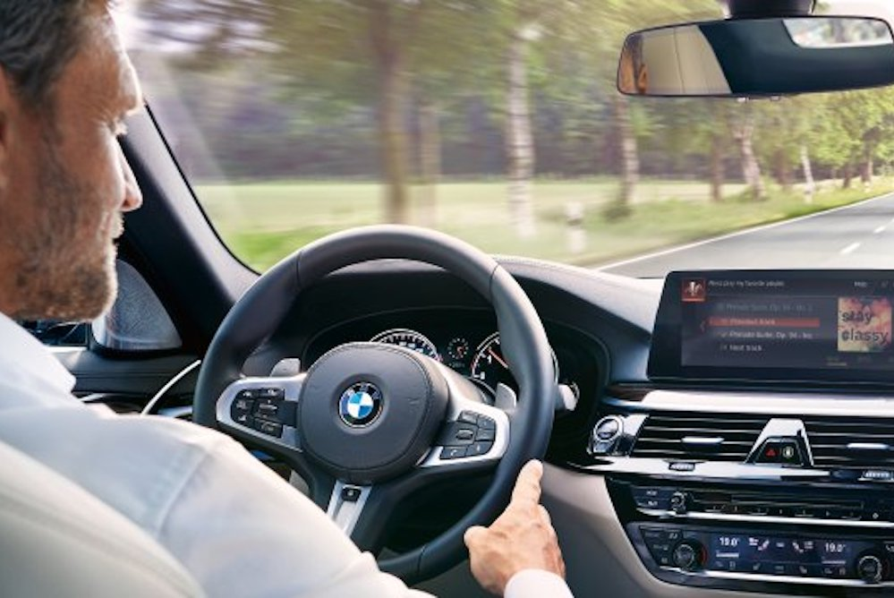 BMW's In-Car Voice Assistant Will Learn Driver Tendencies And Offer Suggestions For Optimal Drives