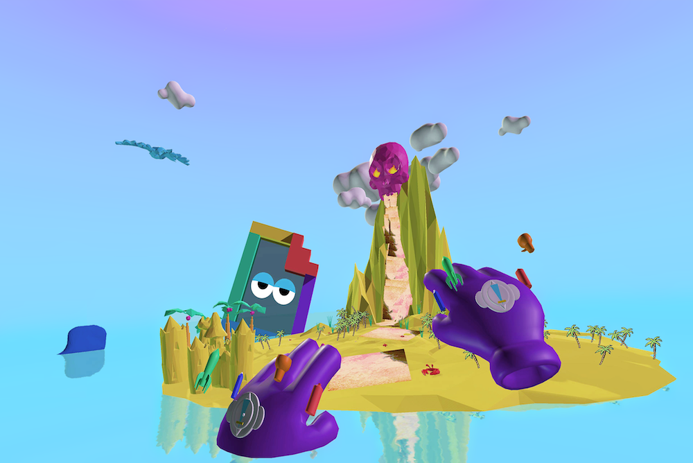 GIPHY's VR Experience Encourages Creators To Connect And Invent Together