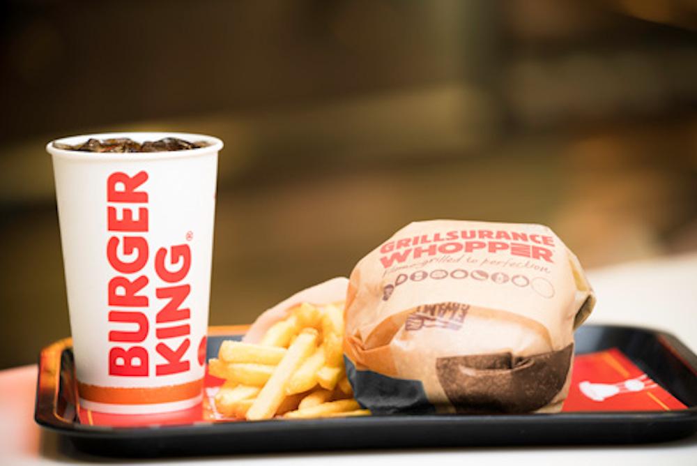 Burger King Offers Customers Hamburger Insurance For Swedish Summer BBQ Ban