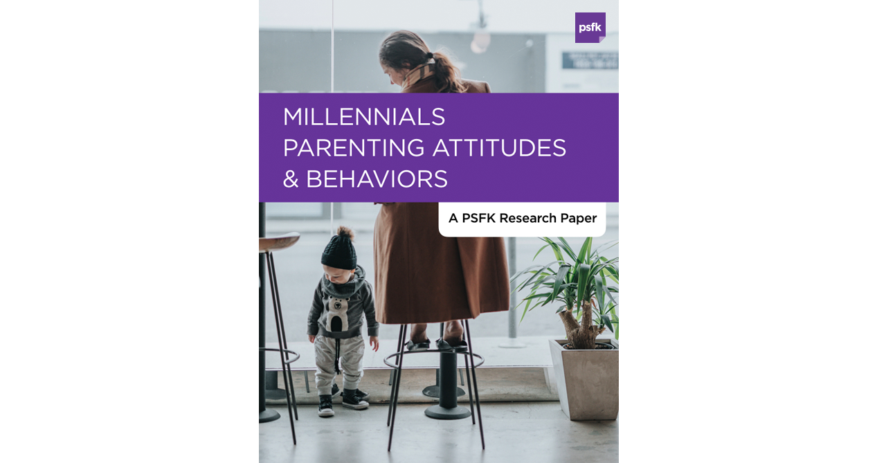 Millennials Parenting Attitudes & Behaviors