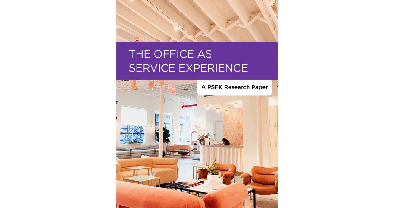 The Office As Service Experience