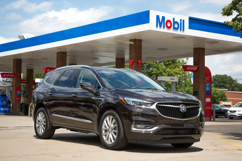 Buick Lets Customers Pay At The Pump Without Getting Out Of The Car