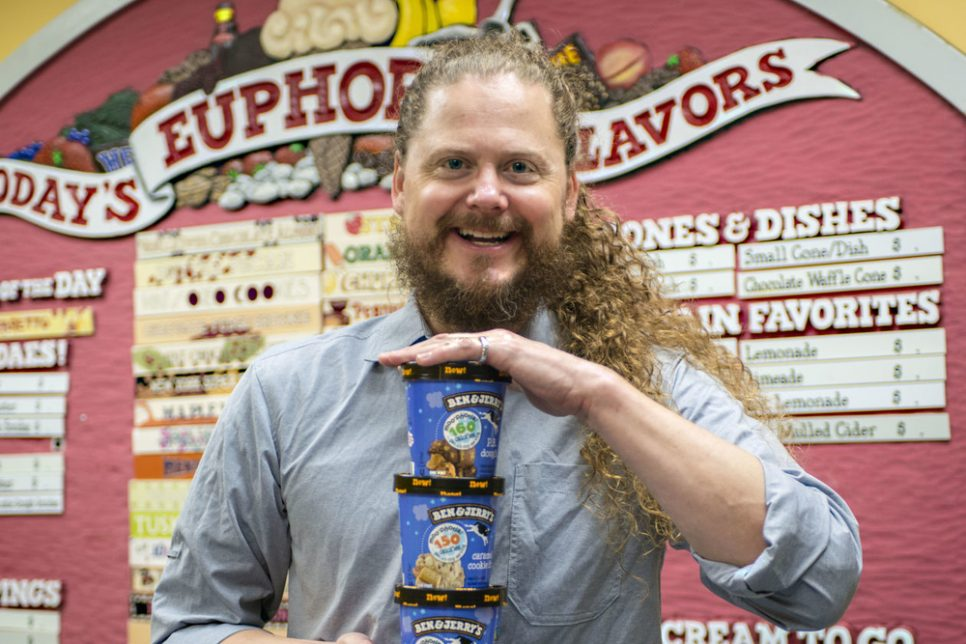 As Artisanal Ice Cream Makers Move Onto Ben & Jerry's Turf, New CEO Ramps Up CSR To Differentiate The Brand