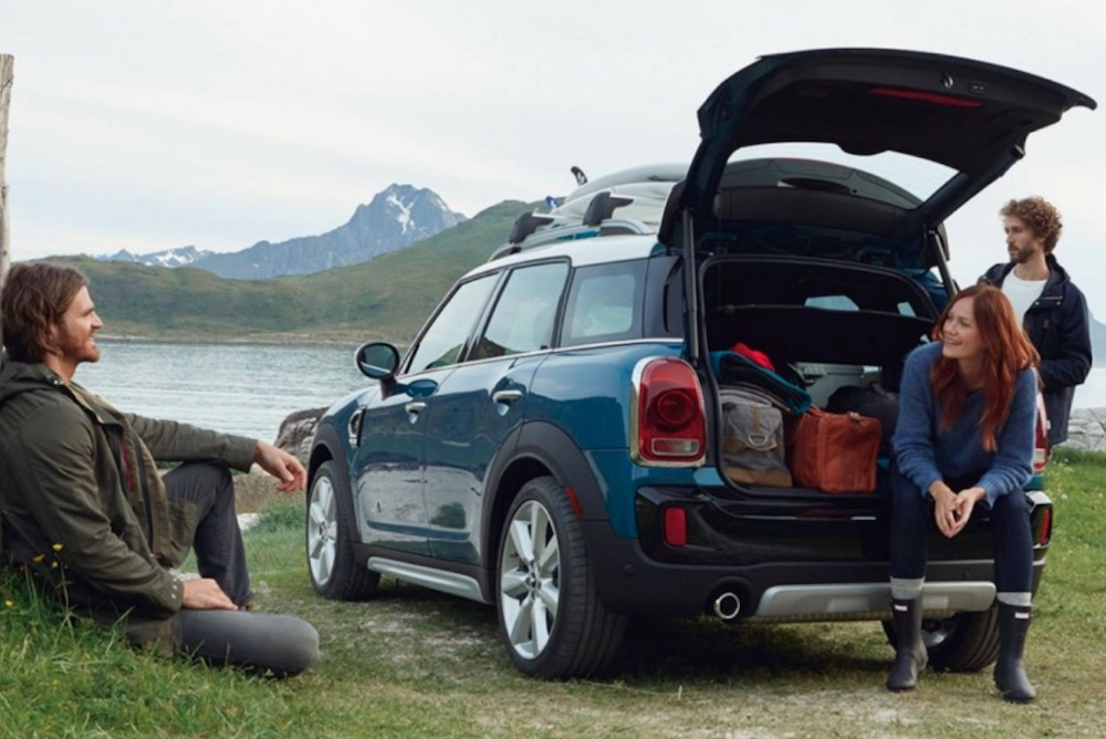 MINI Creates Short Films To Show Off Latest Cargo Model
