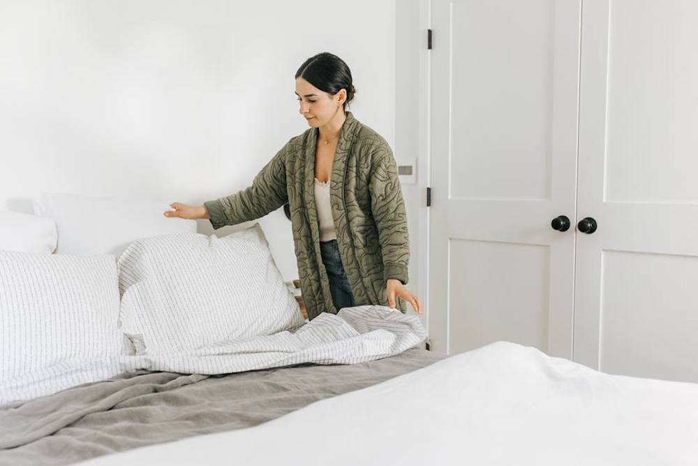 Bedding Subscription Gives Customers New Sheets While Recycling Used Ones