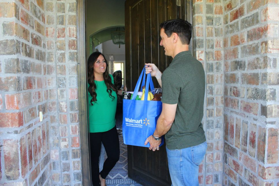 Walmart Is Using Crowdsourced Drivers To Expand Its Delivery Services